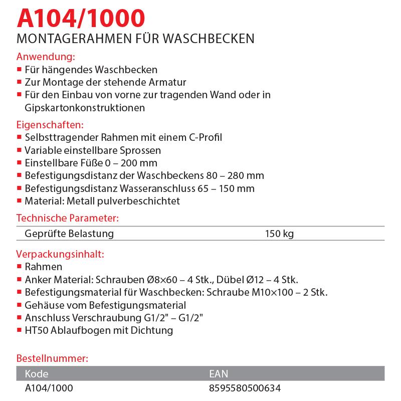 A104/1000