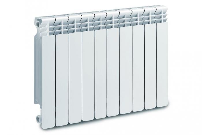 Aluminium heizk rper flachheizk rper 800 neu for Heizkorper niedertemperatur