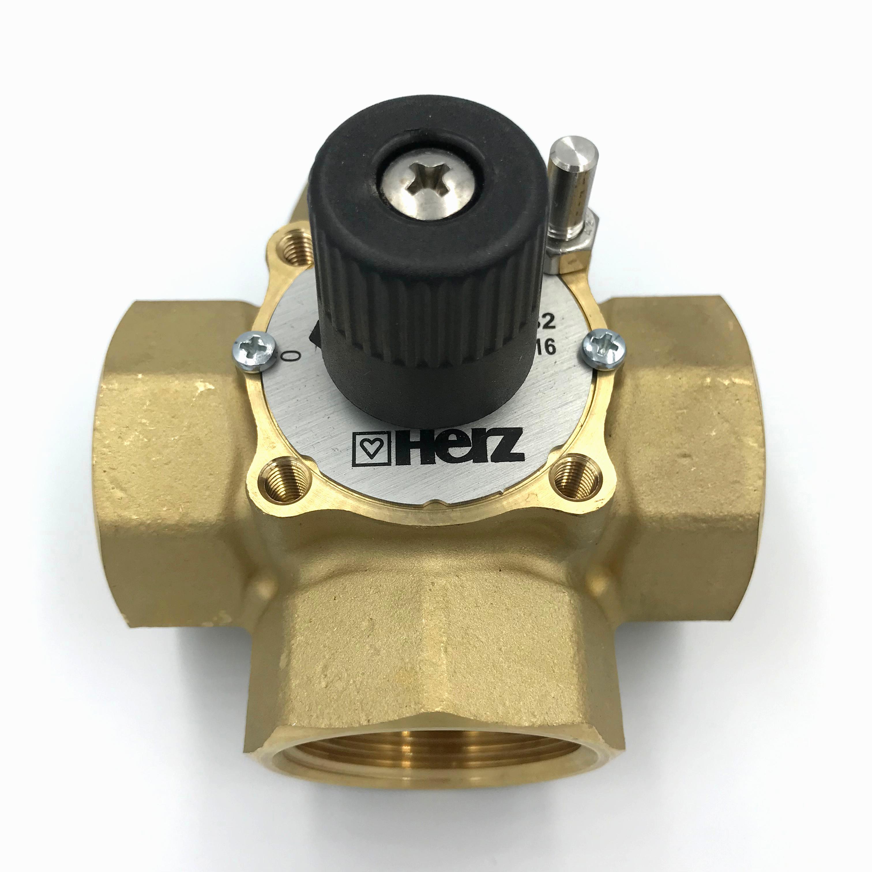 Herz Stellantrieb für 3 Weg 4 Weg Ventil Mischventil Stellmotor 230V