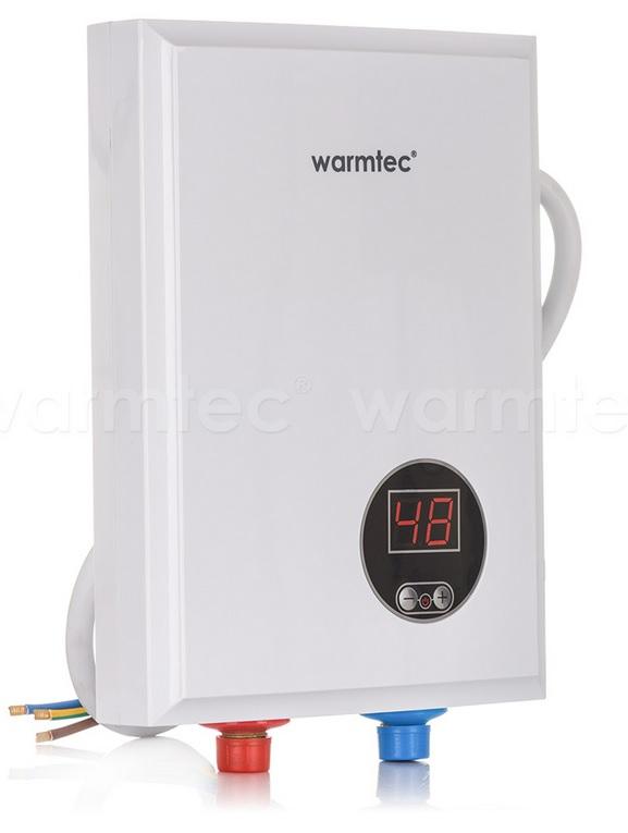 warmwasser durchlauferhitzer 6 8 kw 230v elektrisch dusche. Black Bedroom Furniture Sets. Home Design Ideas